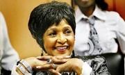 Vợ cũ cố lãnh đạo Nam Phi Nelson Mandela qua đời