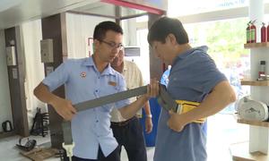 Nhiều người Sài Gòn tìm mua thiết bị chữa cháy