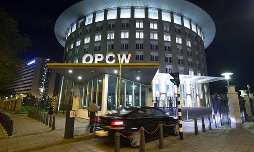 Tổ chức vũ khí hóa học quốc tế họp về vụ đầu độc cựu điệp viên Nga