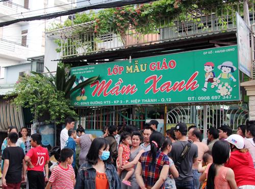 Thêm bảo mẫu ở Sài Gòn bị cáo buộc hành hạ trẻ