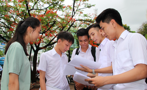 Trúng tuyển bốn ngành đào tạo sư phạm chất lượng cao của Đại học Hồng Đức, sinh viên được bố trí việc làm ngay sau khi ra trường. Ảnh: Phúc Hưng