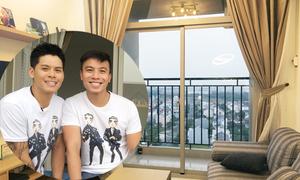 Tổ ấm hơn 140 m2 của biên đạo múa John Huy Trần