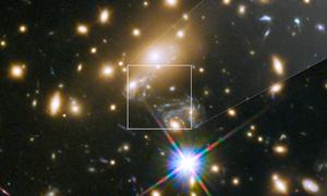 Phát hiện ngôi sao cách Trái Đất 9 tỷ năm ánh sáng