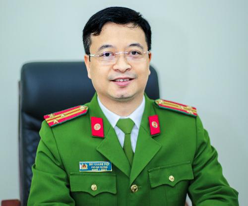 Thượng tá Bùi Quang Việt, Phó Cục trưởng Cục Phòng cháy chữa cháy.