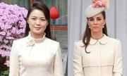 Thời trang của đệ nhất phu nhân Triều Tiên được so sánh với công nương Anh