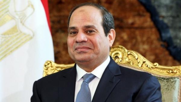 Tổng thống Ai Cập Abdel Fattah al-Sisi. Ảnh: AFP.