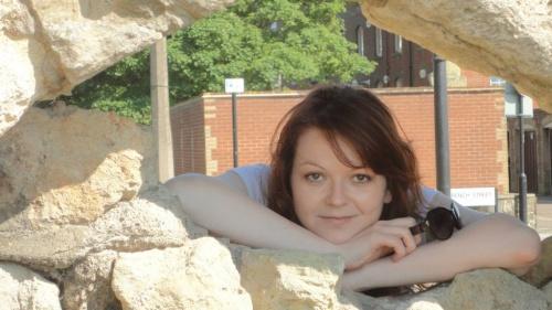 Yulia Skripal, con gái Sergei Skripal. Ảnh: