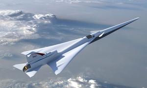 NASA phát triển máy bay siêu thanh tốc độ 1.500 km/h