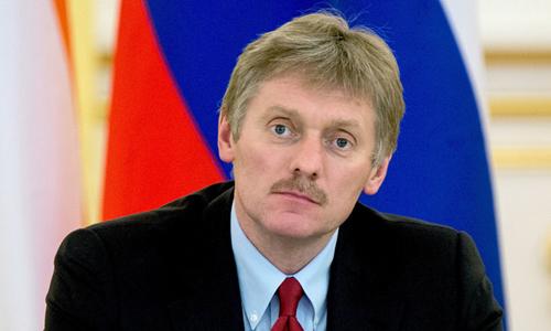 Người phát ngôn của tổng thống Nga ông Dmitry Peskov. Ảnh: gazapost.net.