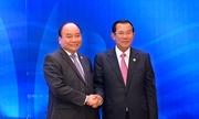 Việt Nam - Campuchia phối hợp giải quyết vấn đề địa vị pháp lý cho người gốc Việt