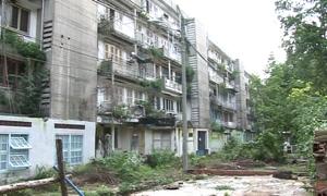 Gần 500 chung cư cũ ở TP HCM không có hệ thống PCCC