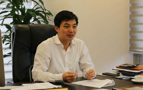 Ông Vũ Văn Thắng, Phó Tổng giám đốc Bảo hiểmPVI.