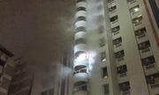 Tôi thoát chết vụ cháy chung cư 14 tầng ỠThái Lan như thế nào