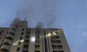 Phút sinh tử của những người Việt trong chung cư cháy ở Thái Lan
