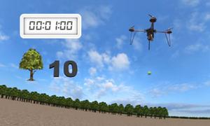 Phương pháp trồng cây bằng thiết bị bay không người lái