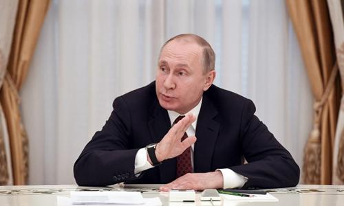 Putin cảnh báo IS vẫn có thể tấn công khắp thế giới