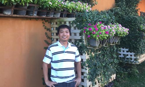 Phút hoảng hốt của chàng trai Việt trong đám cháy chung cư ở Thái Lan