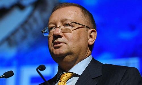 Đại sứ Nga tại Anh Alexander Yakovenko. Ảnh: Tass.