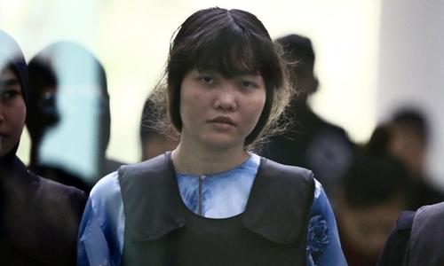Luật sư cho rằng Đoàn Thị Hương không được xét xử công bằng