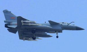 Tiêm kích J-10 Trung Quốc có thể được lắp động cơ 'siêu cơ động'