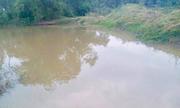 Thi thể hai học sinh dưới hồ nước