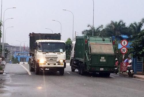 24 quận huyện TP HCM phải đấu thầu thu gom rác