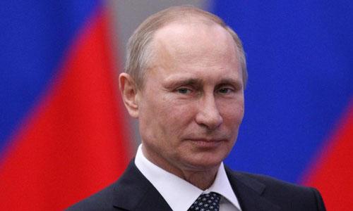 Tổng thống Nga Vladimir Putin. Ảnh: AP.