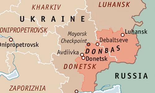 Ukraine tố cáo Nga điều 1.000 xe tăng, 77.000 quân áp sát biên giới