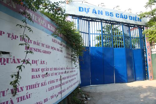 'Vỡ mộng nhà Hà Nội' vì tin dự án của cựu đại biểu Quốc hội