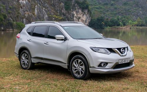 Nissan X-Trail hiện chỉ còn phiên bản Premium. Ảnh: Đức Huy.