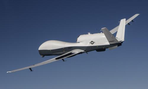UAV MQ-4C Triton trong biên chế hải quân Mỹ. Ảnh: UST.