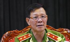 Ông Phan Văn Vĩnh bị khởi tố