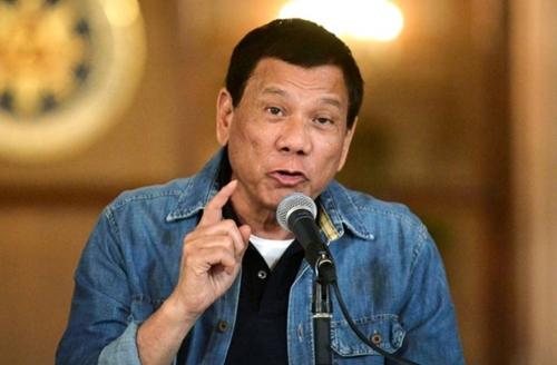 Tổng thống Duterte: 'Nếu máy bay của tôi nổ, hãy hỏi CIA'