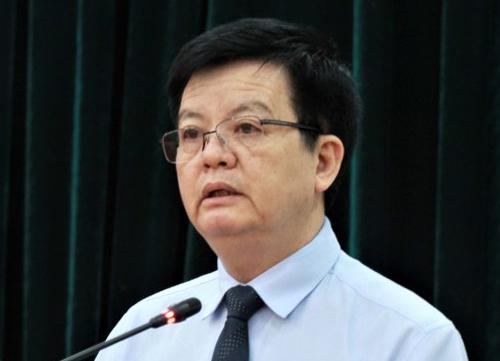 Ông Mai Văn Chính cho biết Ban tổ chức Trung ương đã nghiên cứu việc đổi mới mô hình tổ chức của MTTQ VN và các đoàn thể chính trị - xã hội trong 12 tháng. Ảnh: PV.