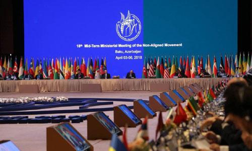 Việt Nam kêu gọi thúc đẩy luật quốc tế trong Phong trào Không liên kết