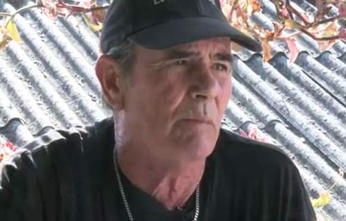 Ông Pantoja nay 72 tuổi, nuối tiếc về cuộc sống trong hang động cùng bầy sói khi xưa. Ảnh: BBC.