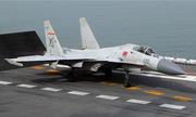 Trung Quốc có thể đang thử nghiệm UAV phối hợp tiêm kích trên tàu sân bay
