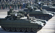 Nga hé lộ dàn khí tài tham gia duyệt binh Ngày Chiến thắng 2018