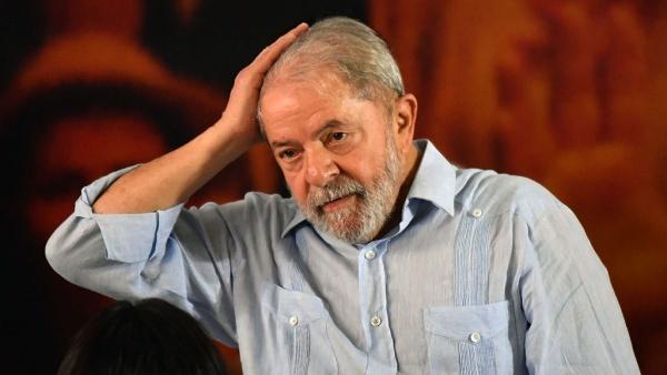 Ông Lula da Silva trong bức ảnh chụp hồi tháng 1. Ảnh: CGTN.