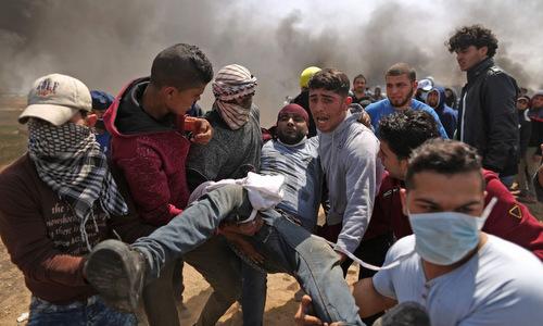 Xung đột bùng nổ ở Gaza, 7 người Palestine bị lính Israel bắn chết