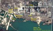 Triều Tiên có thể đang thử lò phản ứng hạt nhân mới