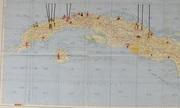 Mỹ bán đấu giá bản đồ kế hoạch tấn công mục tiêu Liên Xô ở Cuba năm 1962