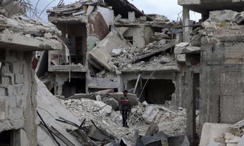 Nga bác cáo buộc quân đội Syria tấn công hóa học ở Đông Ghouta