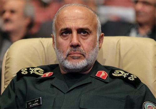 Tướng Gholam Ali Rashid. Ảnh: PressTV.