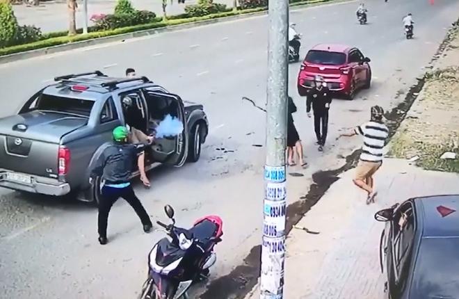 5 người đã bị bắt sau vụ nổ súng thanh toán nhau ở Đồng Nai