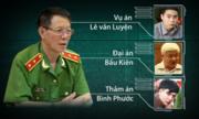 Ông Phan Văn Vĩnh từng làm những chuyên án lớn nào?