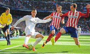Real 1-1 Atletico