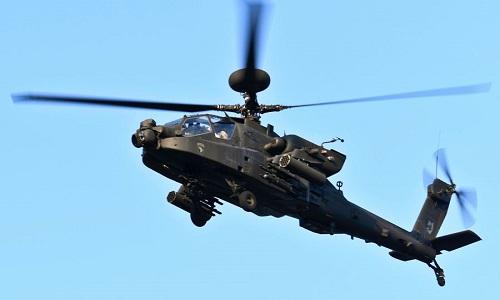 Một trực thăngAH-64E Apache của Mỹ. Ảnh: Fox News.