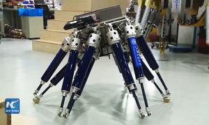Trung Quốc trình làng hai mẫu robot cứu hộ mới