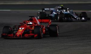 Vettel chiến thắng tại GP Bahrain
